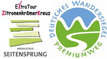 Moselsteig Seitensprung - Extratour Zitronenkrämerkreuz